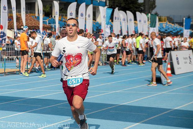 Zdjęcie numer 56 w galerii - PKO Bieg Charytatywny. Na Zawiszy pomagali biegając [ZDJĘCIA]