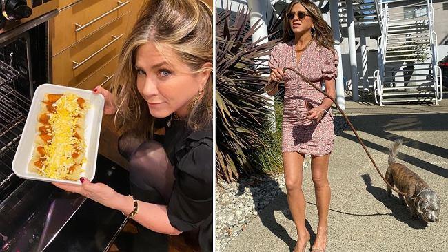 Jennifer Aniston zdradziła swoje sposoby na świetną formę