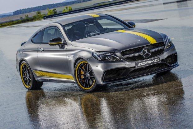 Mercedes-AMG C63 Coupe Edition 1 | Na początek
