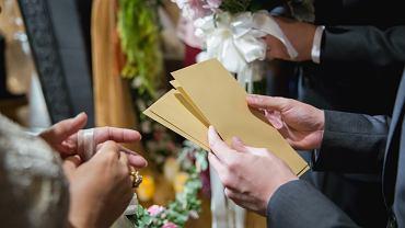 Ile do koperty na wesele? 'Jeśli chcieliby, aby zwróciły się koszty, nawet 2000 zł będzie za mało'
