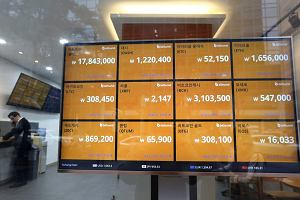 Bitcoin stracił 9 tys. dol. A polski rząd odcina się od prac nad własną cyfrową walutą