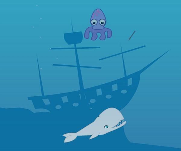 Podwodny głód