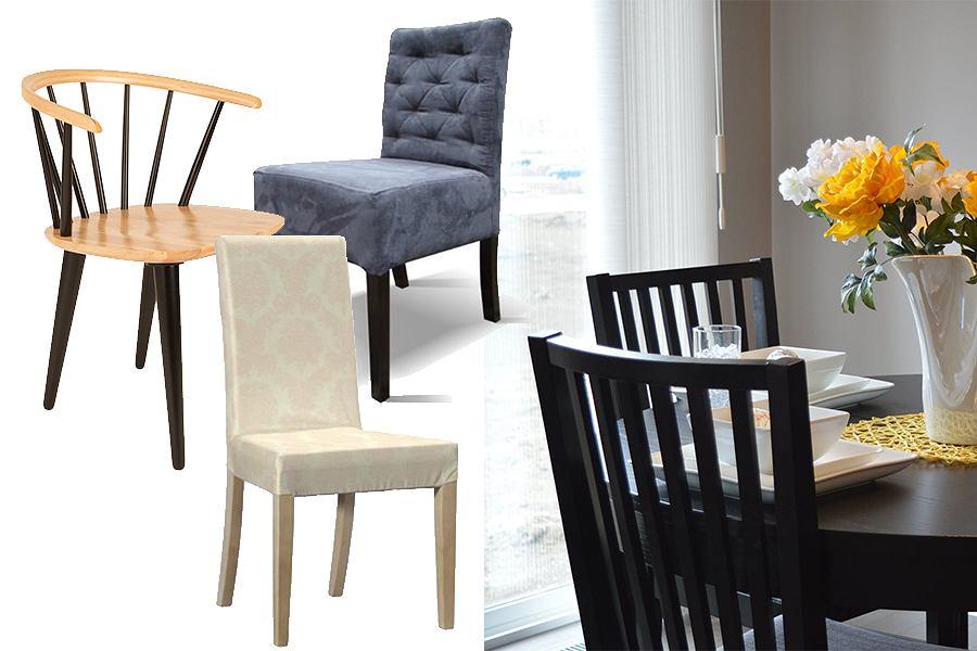 Jak Dobrać Krzesła Do Stołu Jakie Krzesła Do Jadalni