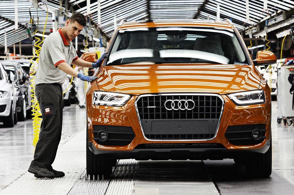 Rekordowe inwestycje Audi | Blisko 22 mld euro do 2018 roku