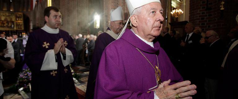Abp Paetz będzie pochowany w katedrze. Terlikowski: decyzja haniebna