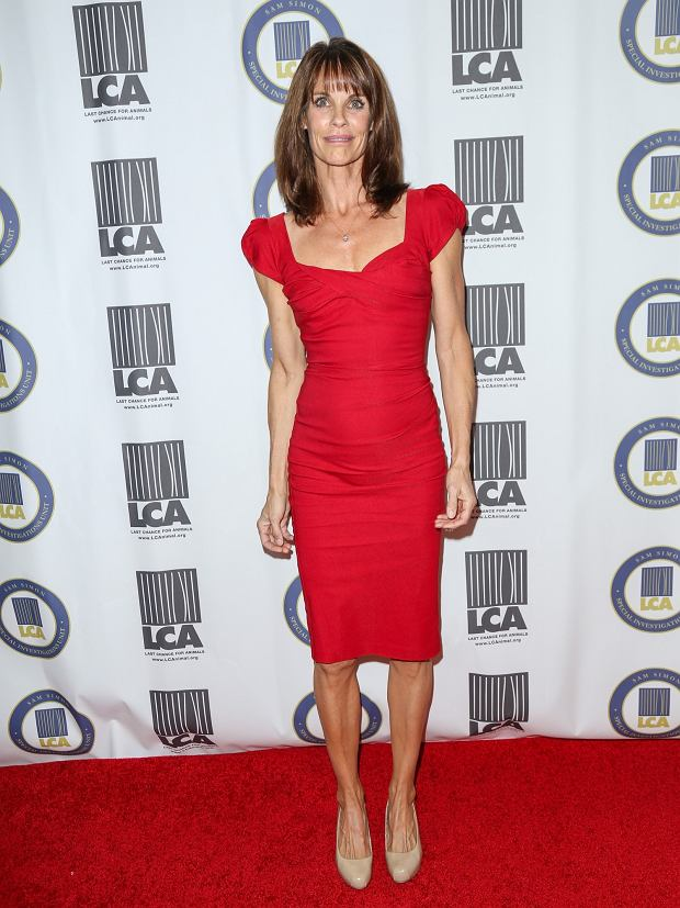 ?BAUER-GRIFFIN.COM  Alexandra Paul is seen attending Last Chance For Animals Annual Gala at Beverly Hilton Hotel  NON-EXCLUSIVE   October 24, 2015 Job: 151024AN3   Los Angeles, CA www.bauergriffin.com