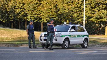 Policja we Włoszech