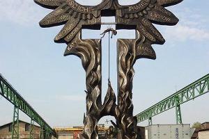 Kontrowersyjny pomnik chcą postawić w Kielcach. Płonąca rodzina, dziecięce głowy na sztachetach [SONDA]