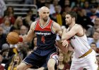 Play-off NBA. Raptors trudnym rywalem dla Gortata i Wizards
