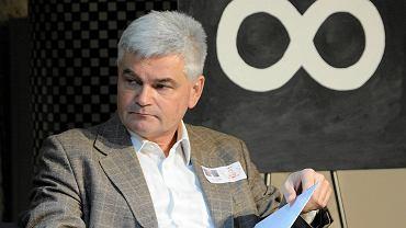 Edwin Bendyk, kurator programu 'Miasto Przyszłości/Laboratorium Wrocław'