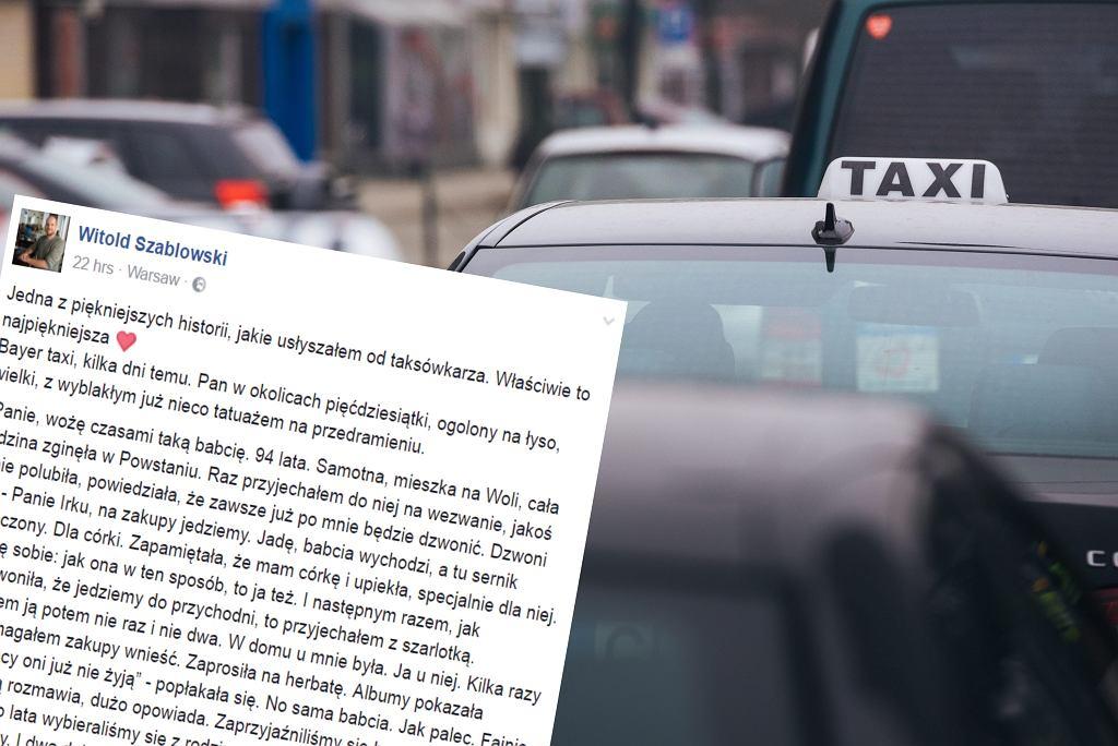 Historia taksówkarza