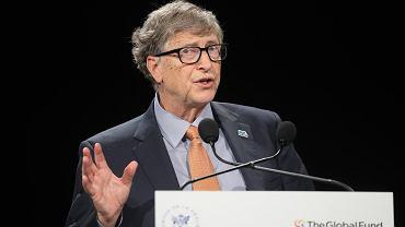 Bill Gates zapowiada, że firma, którą wsparł, stworzy 200 mln szczepionek na koronawirusa