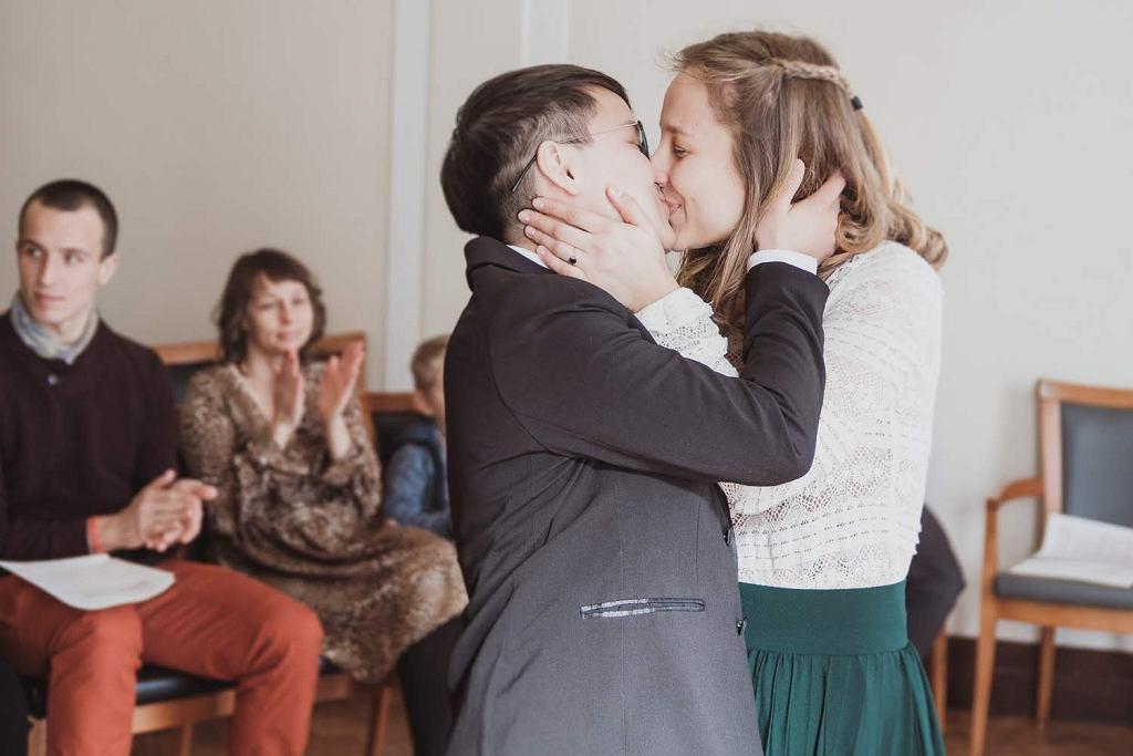 Ślub Elizy i Karoliny Górskich-Tran