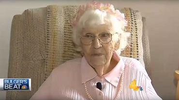 94-letnia Shirley spełnia swoje marzenia