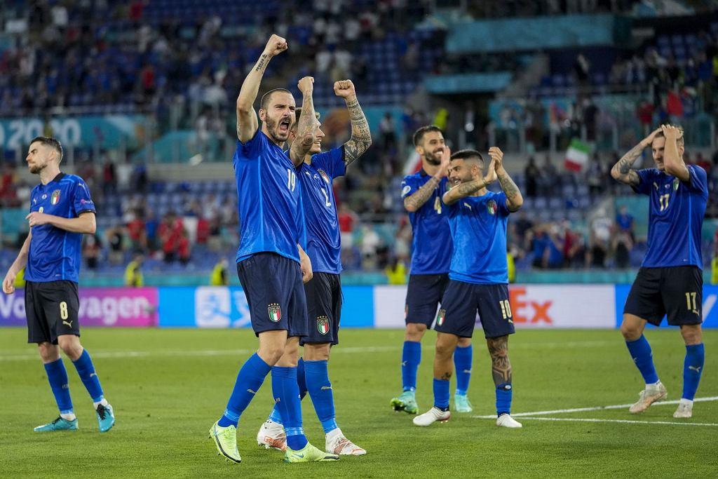 Euro 2020. Włochy - Walia. Kiedy i gdzie obejrzeć mecz?