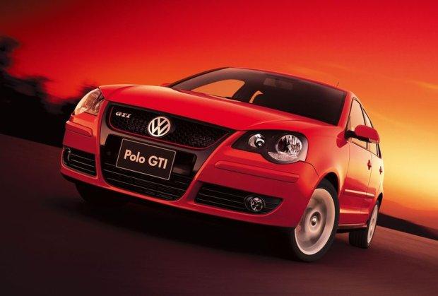 Volkswagen Polo IV GTI