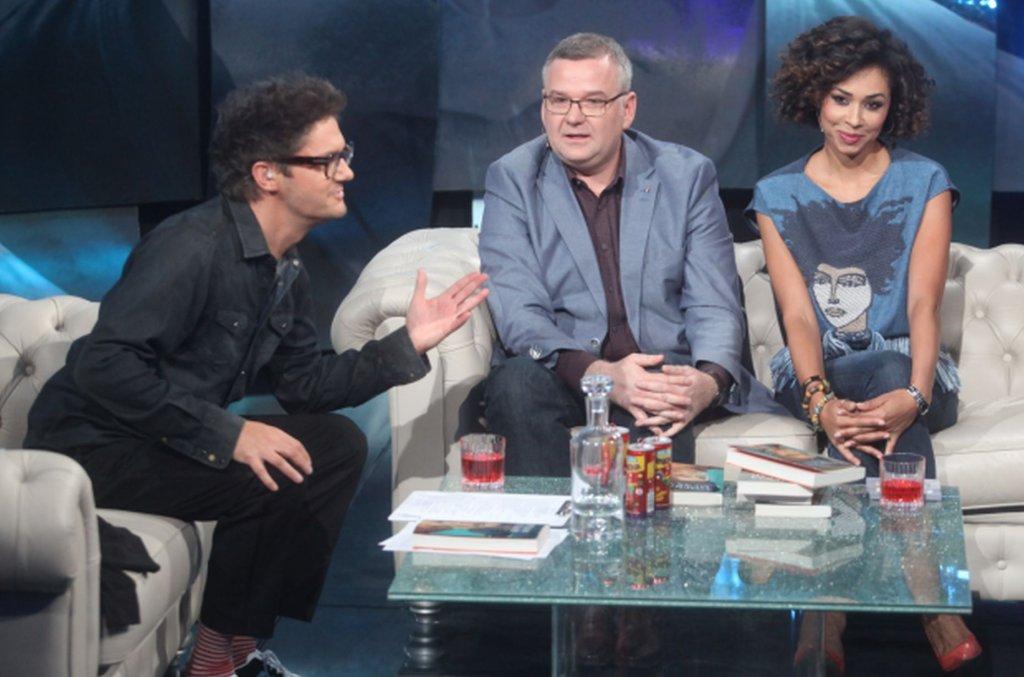 Kuba Wojewódzki, Artur Andrus i Omenaa Mensah