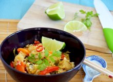 Kasza z warzywami po azjatycku - ugotuj