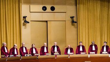 Sędziowie Trybunału Sprawiedliwości Unii Europejskiej
