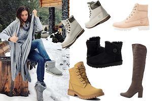 Kolaż, buty na zimę/Materiały partnera