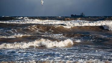 Bałtyk - FOTOGRAFIA ILUSTRACYJNA