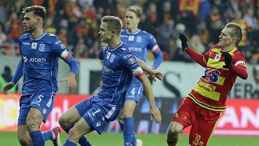Robert Gumny w Białymstoku rozegrał dopiero drugi mecz w tym sezonie