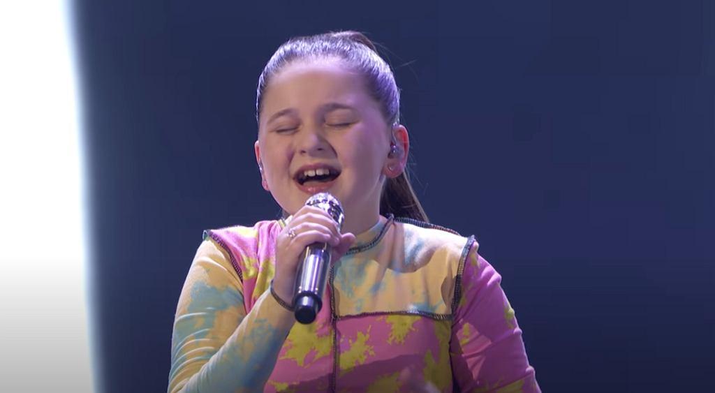 12-Year-Old Annie Jones Sings 'Rain on Me' by Lady Gaga - America's Got Talent 2020