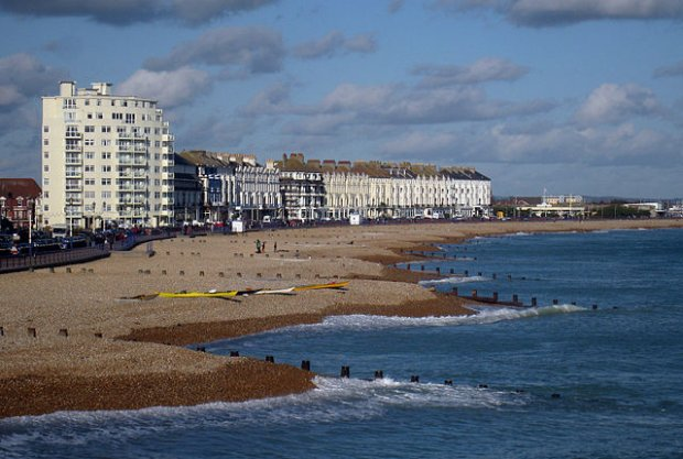 Eastbourne, fot. Oast House Archive / Wikimedia Commons