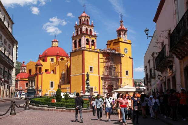 Guanajuato, Meksyk