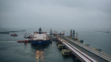Tankowiec (zdjęcie ilustracyjne)