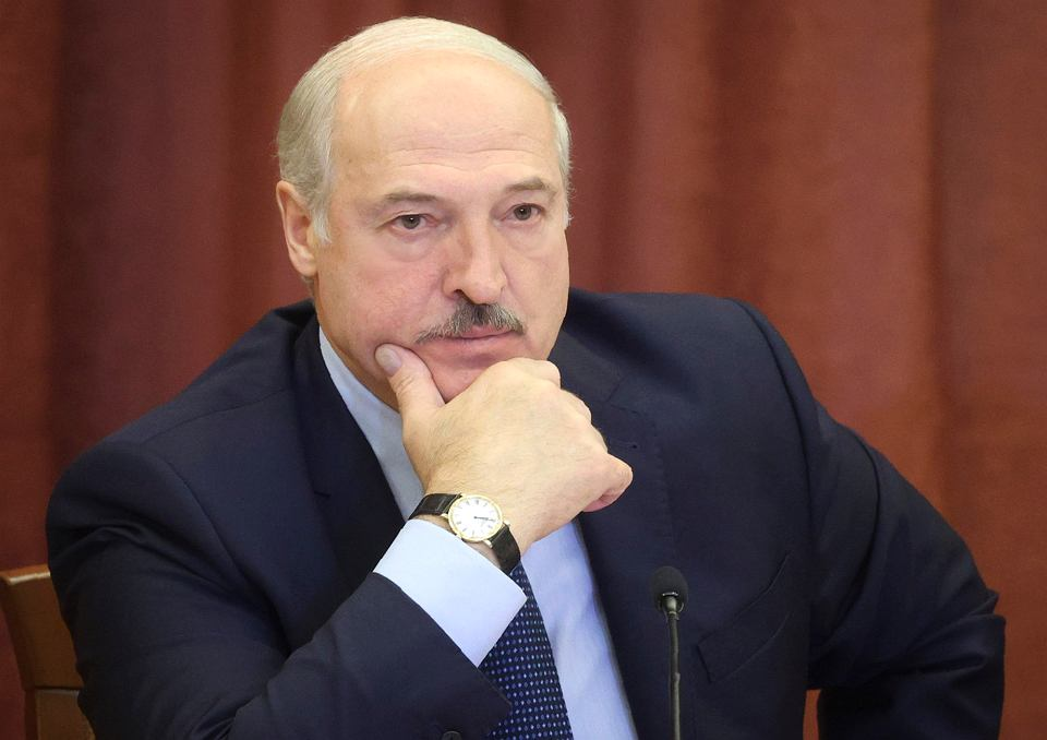 Aleksander Łukaszenka, 11 września 2020 r.
