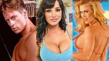 Rocco Siffredi,Lisa Ann, Amber Lynn.