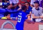 Liga Mistrzów. Real - Juventus 1:1. Evra starł się z chłopcem od podawania piłek
