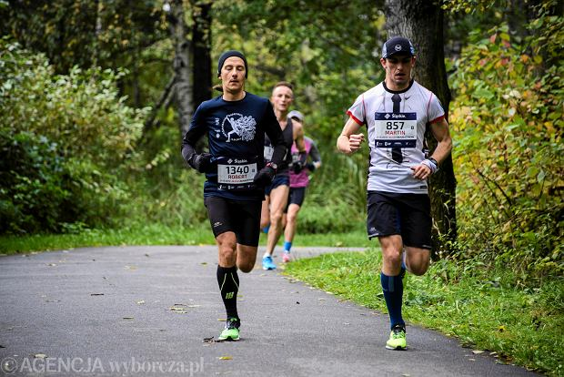 Zdjęcie numer 19 w galerii - Silesia Marathon. Chłód i wiatr niestraszne, rekord pobity! [ZDJĘCIA]