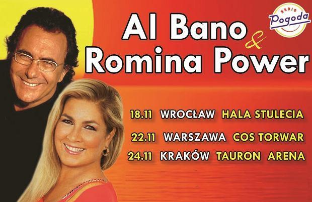 AL BANO & ROMINA POWER w Polsce