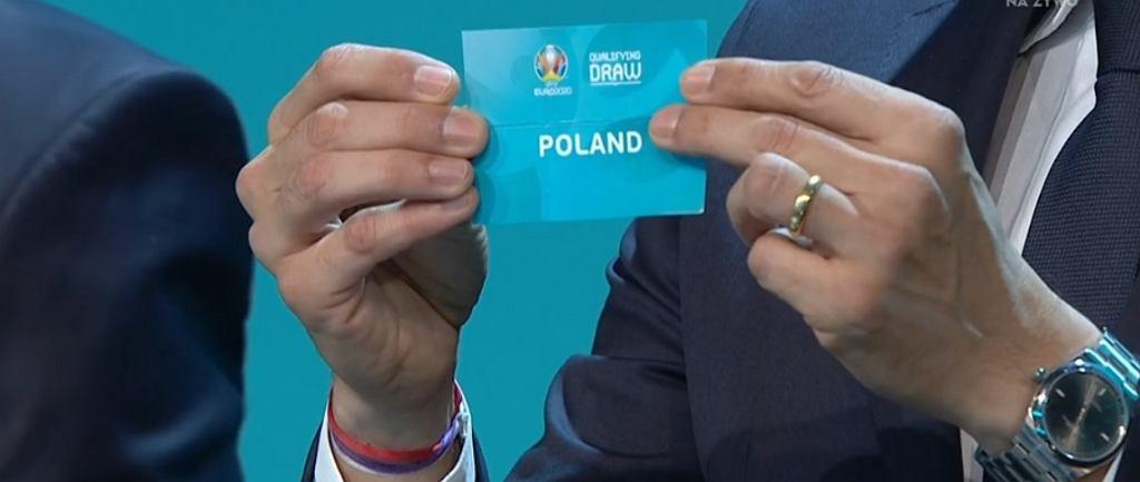 Losowanie el. Euro 2020