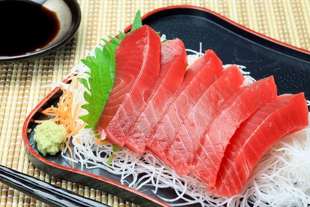 Kuchnia azjatycka - Singapur. Sashimi
