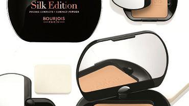 Silk Edition to nowy puder od Bourjois