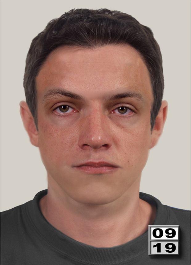 Portret pamięciowy podejrzanego o morderstwo