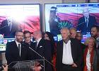 Konfederacja świętuje z delegacją AfD i wzywa zwolenników do liczenia głosów