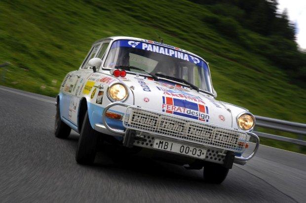 Skoda 1000 MB Rally