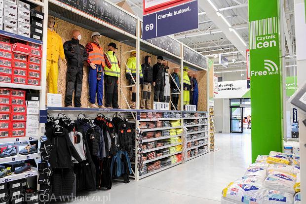 Zdjęcie numer 27 w galerii - Nowy rzeszowski hipermarket Leroy Merlin otwarty od czwartku. 13 działów, 36 tys. produktów [ZDJĘCIA]
