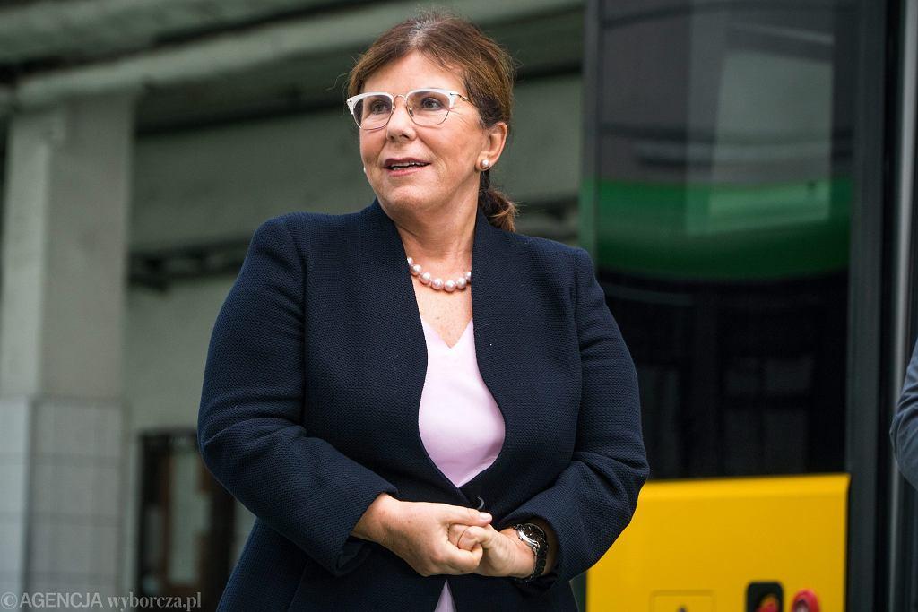 Prezes Solaris Bus & Coach S.A. Solange Olszewska