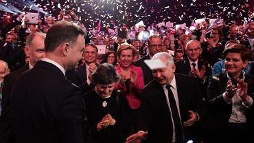 Konwencja wyborcza Andrzeja Dudy, luty 2015