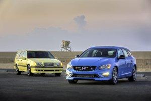 855 T-5R i V60 Polestar | 20 lat sportowych kombi Volvo