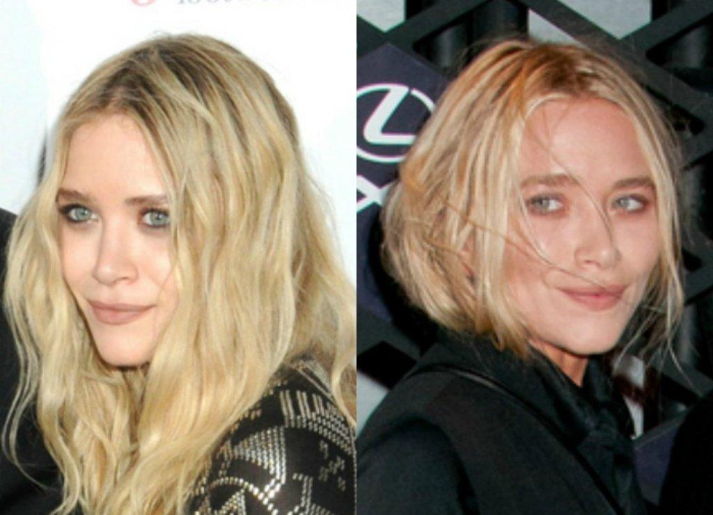 Mary Kate Olsen, z którą się spotyka