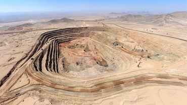 Koniec snów o potędze KGHM? Japoński wspólnik chce sprzedać udziały w Sierra Gorda, kopalni w Chile