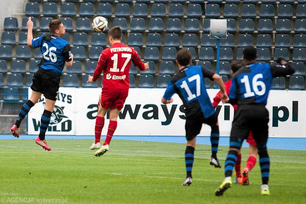 Zawisza Bydgoszcz - Lechia Gdańsk 3:1