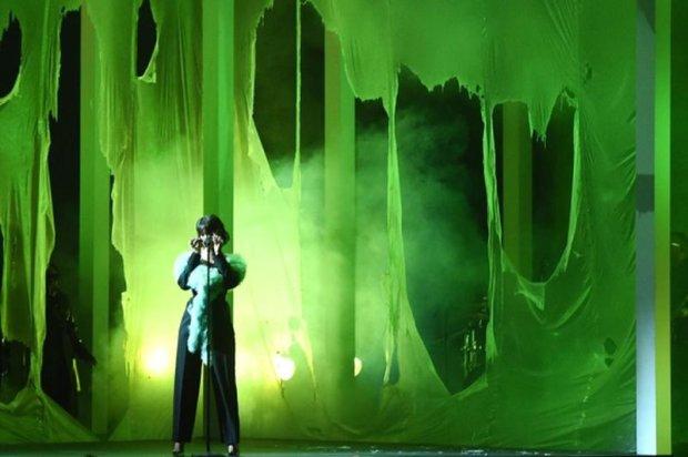Rihanna podczas gali Billboard Music Awards