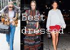 """""""Best dressed"""" - odtwarzamy stylizacje najlepiej ubranych w 2016 roku"""